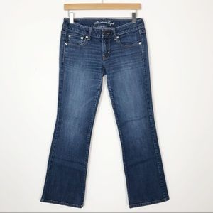 AMERICAN EAGLE Favorite Boyfriend Jeans 6 Short